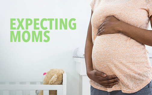 EXPECTING MOMS