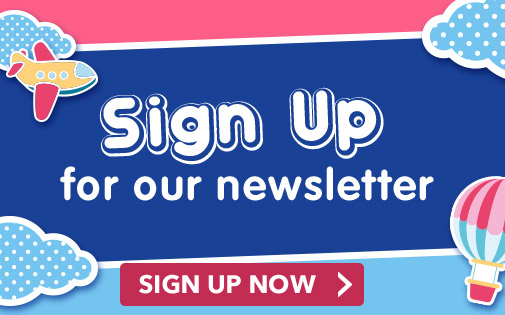 SIGN UP FOR OUR BABY NEWSLETTER!